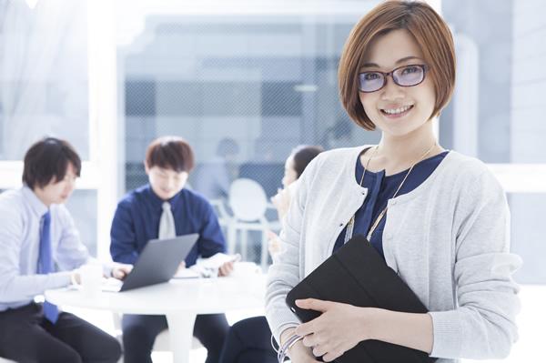 女性が上司の企業は少ない